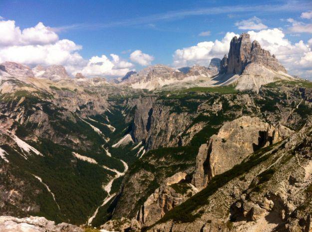 Monte Piana Dolomites