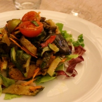 Eating Vegetarian in Bologna, Italy