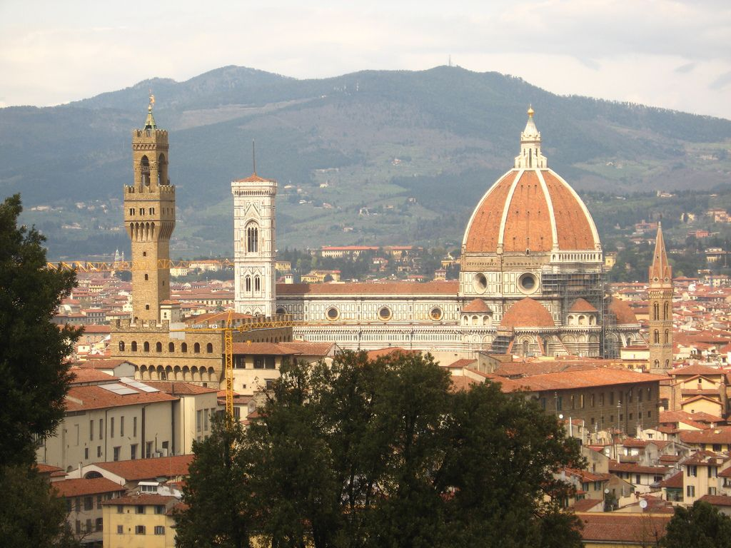 Italian Florence: Best Hikes Of 2013