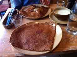 Breizh Cáfe: Buckwheat crêpes in Paris