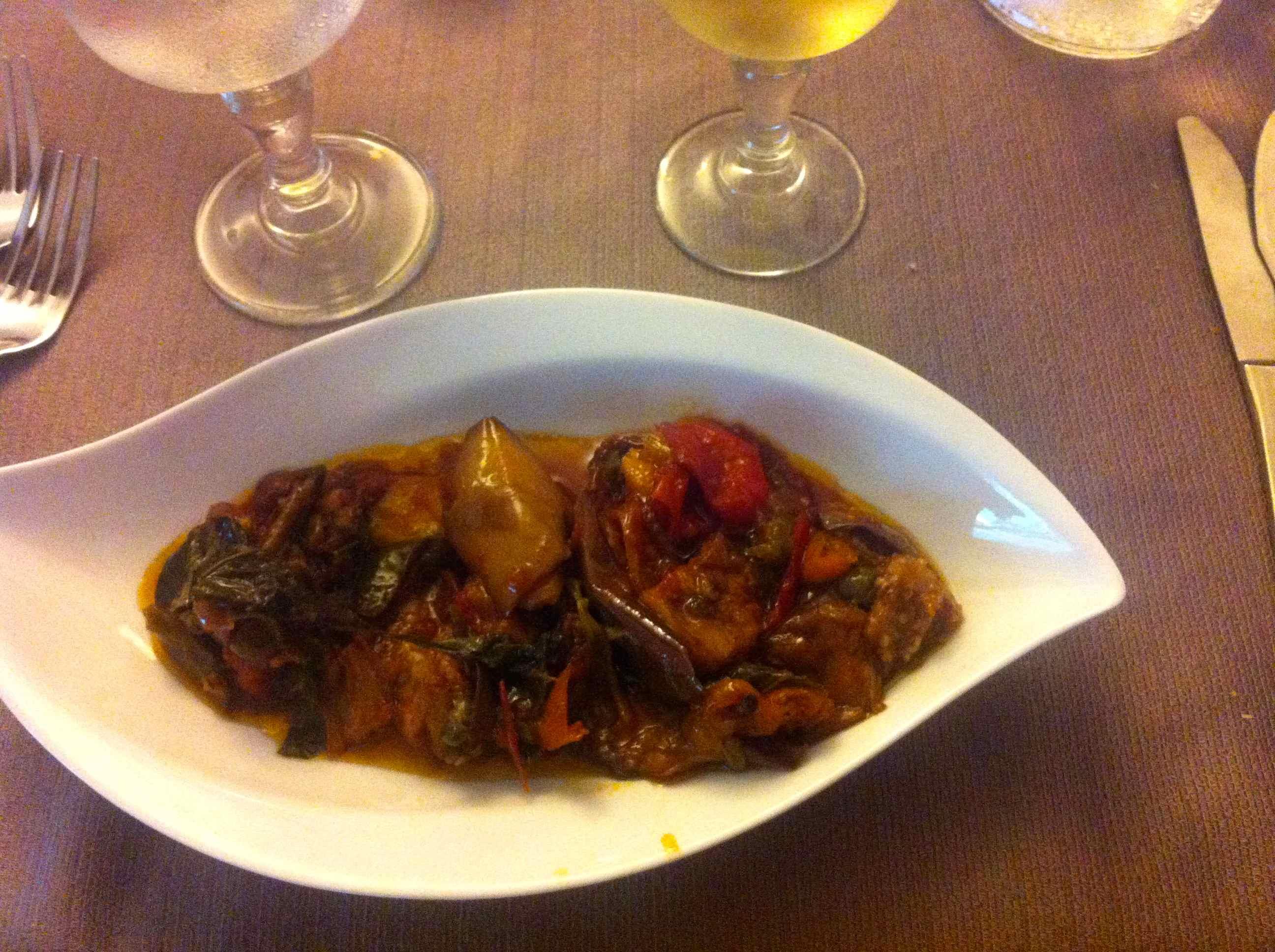 Ciao Italia Food Menu