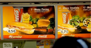 fast food italy