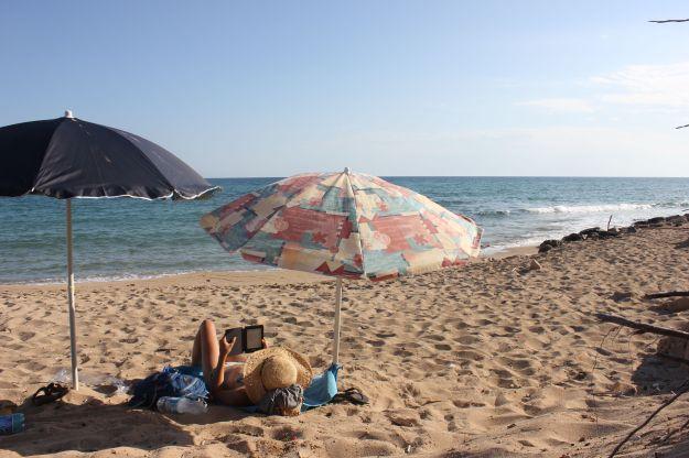 Relaxing in Puglia