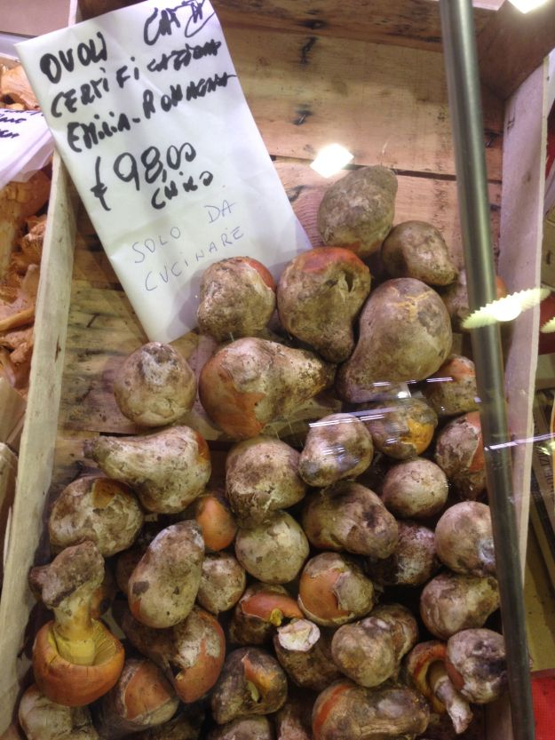 Ovuli Bologna at la baita